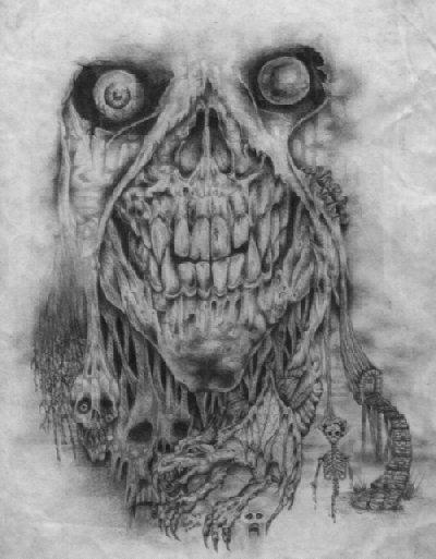 Skulls by partyguru