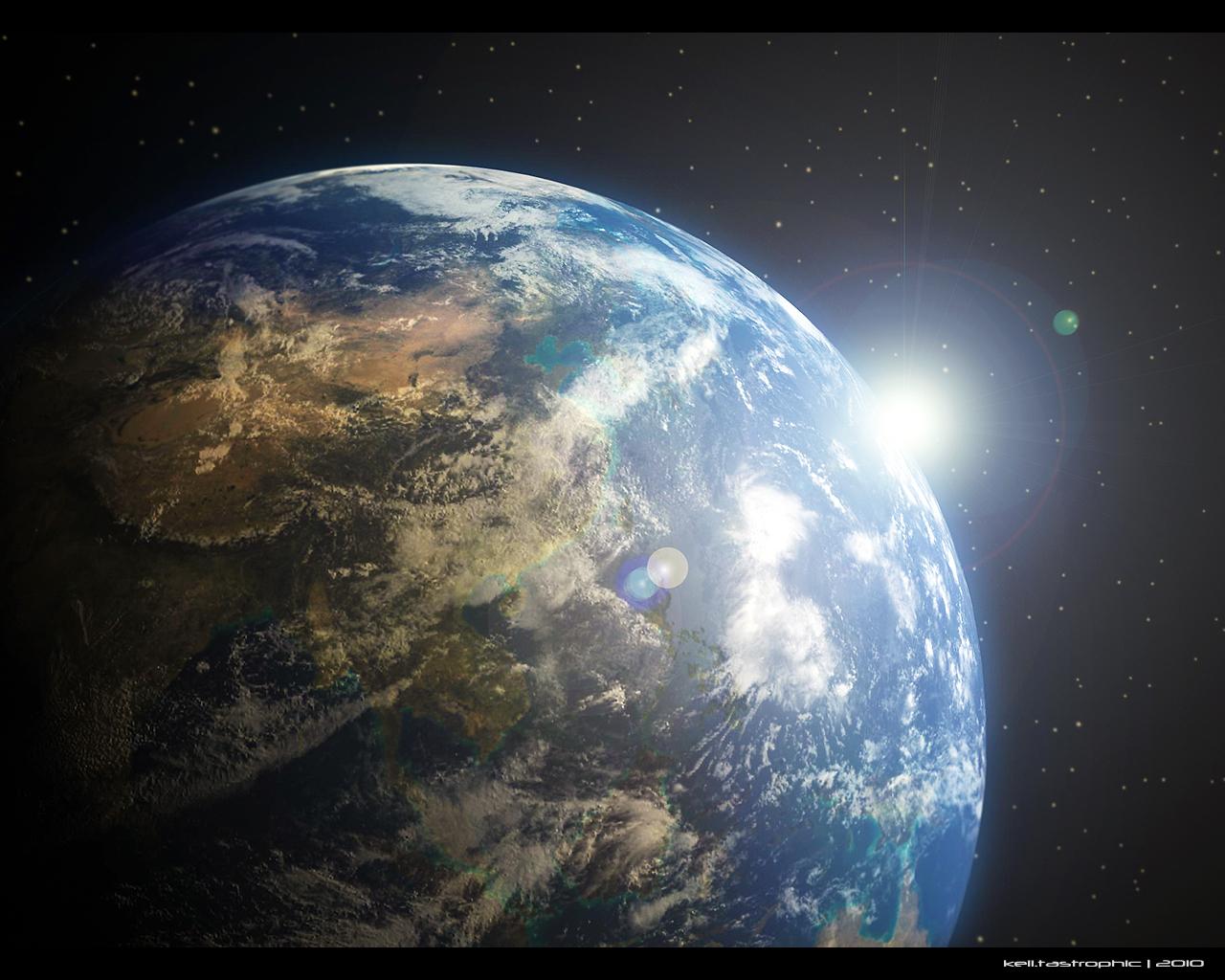 Maya: Earth WP - 1280x1024