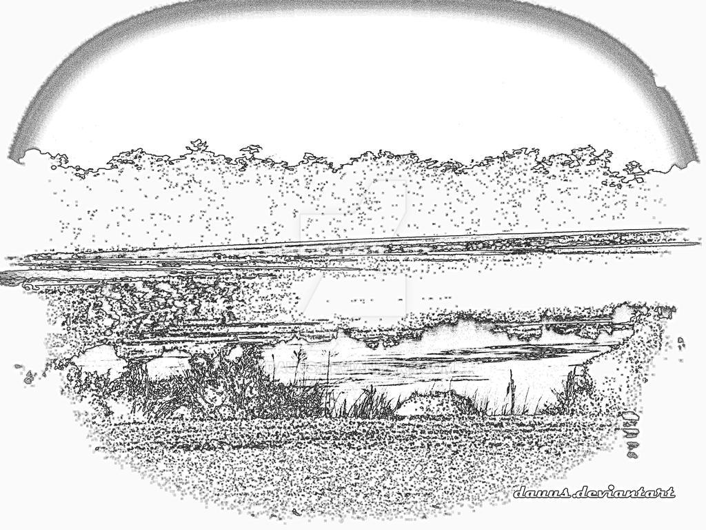 Ponds 1863 Sketch By Dauus On Deviantart