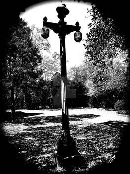lamp post 953 drawing wip