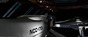 Enterprise Departs