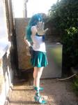 Sailor Neptune cosplay 12
