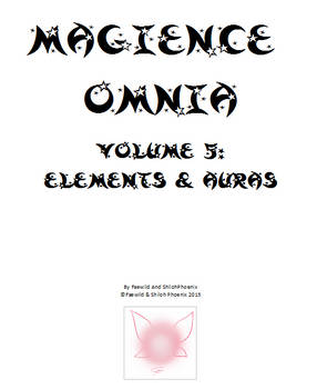Magience Omnia #5: Elements And Auras