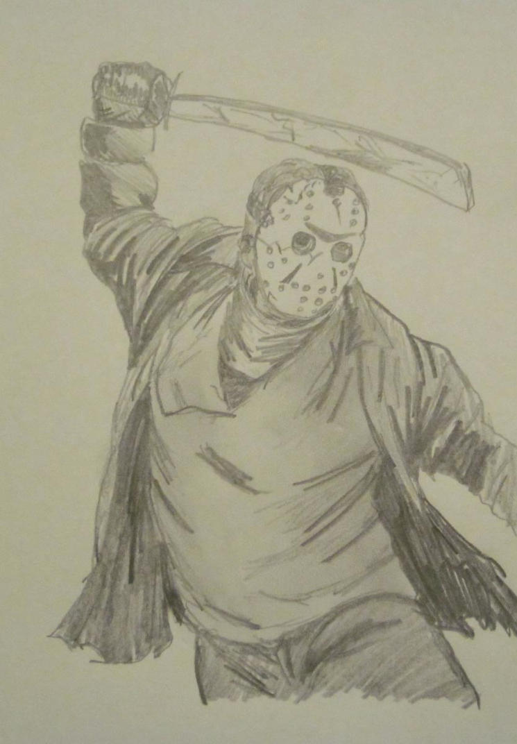 Jason Voorhees by LMete on DeviantArt