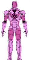 Violet Lantern Iron Man