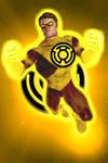 Sinestro Lantern