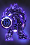 I Lantern Optimus Prime CA