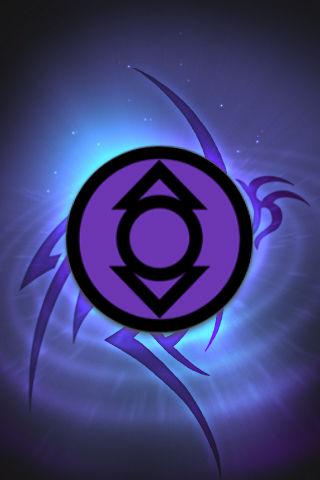 Indigo lantern corps symbol - photo#18