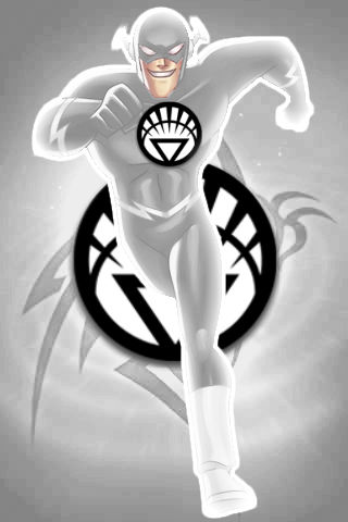 White Lantern Flash version 2 by KalEl7 on DeviantArt