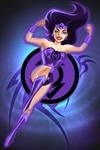 Indigo Lantern Wonder Woman