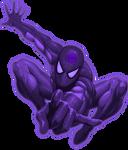Indigo Lantern Spiderman