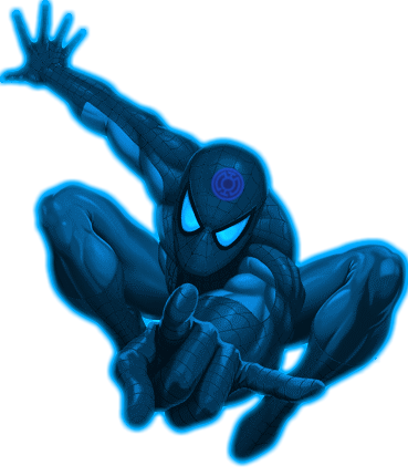 Black lantern spiderman