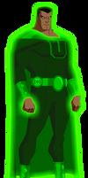 Ultraman Green Lantern