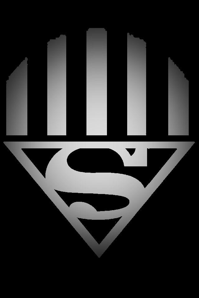 Black Lantern Superman Logo by KalEl7 on DeviantArt  Black Lantern Superman Symbol