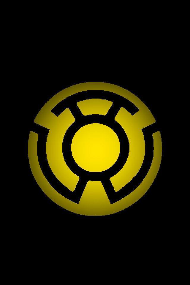 Sinestro Lantern Logo Background 2 by KalEl7 on DeviantArt