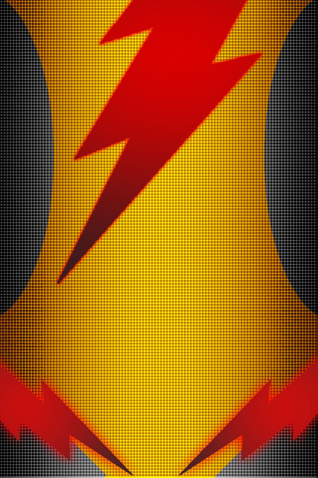 New 52 Kid Flash Costume Background By KalEl7