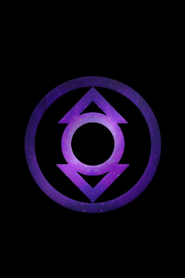 Violet Lantern Corps Symbol | www.imgkid.com - The Image ...