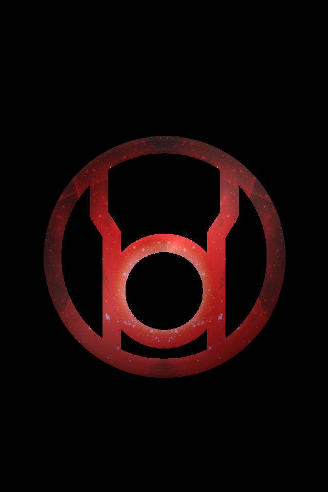 Red lantern corps symbol wallpaper - photo#4