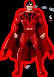 Red Lantern Superman 2