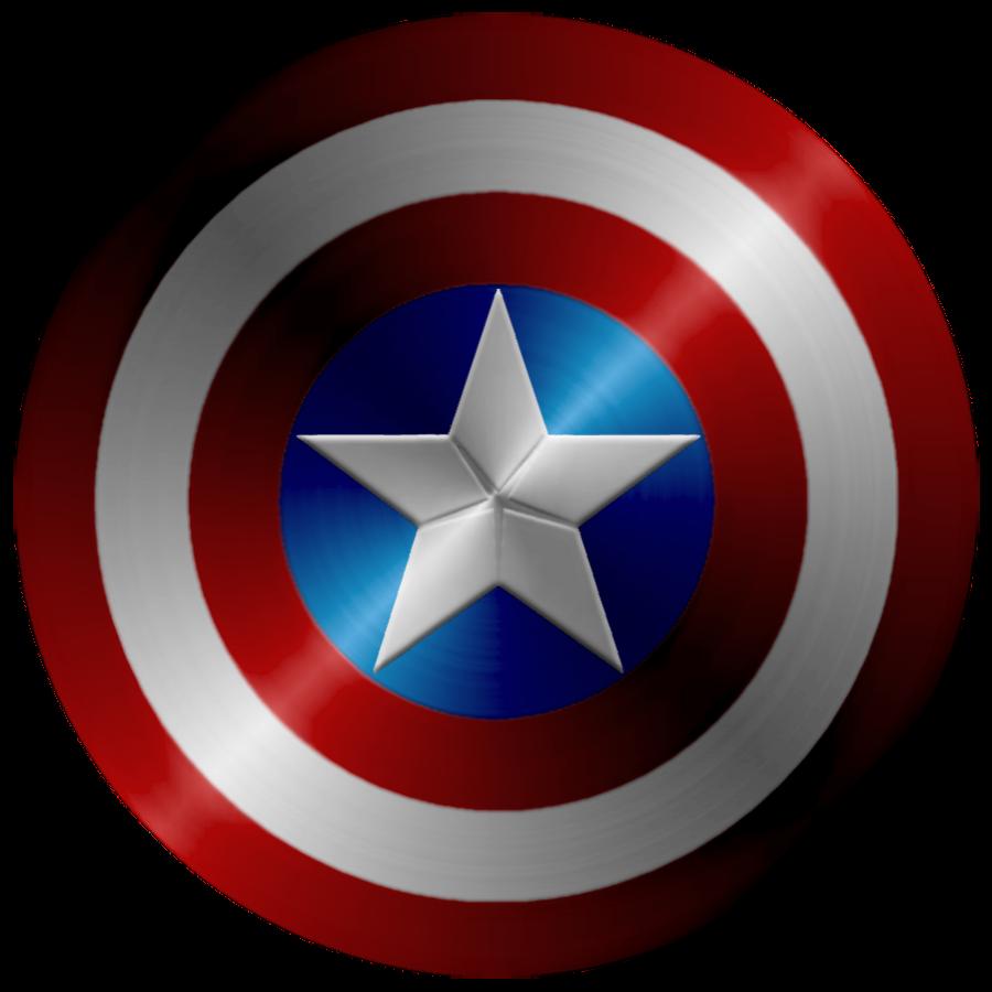Captain America Shield redo