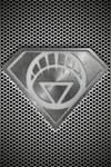 Metalic Superman White Lantern 3