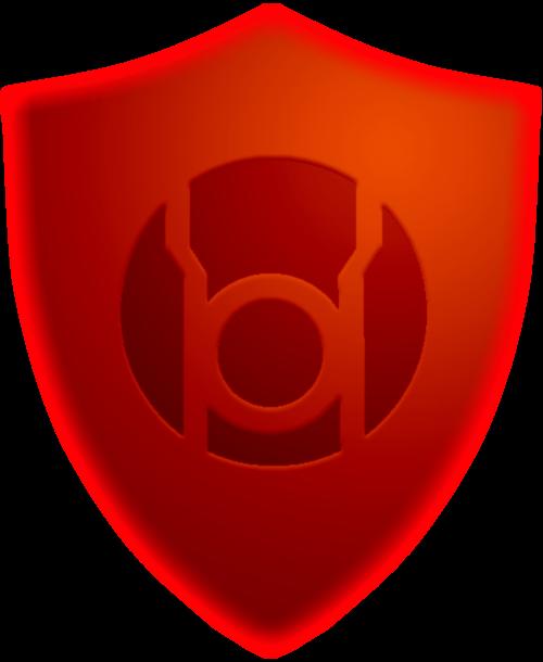 Red Lantern Symbol Png