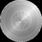 White Lantern Captain America Shield 2