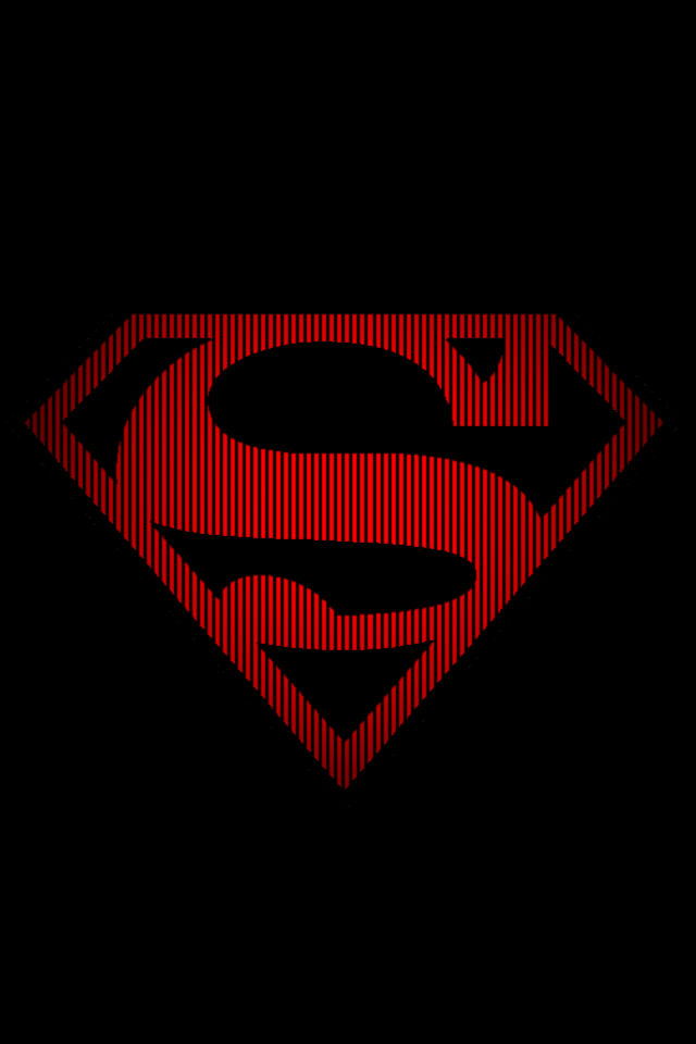 New 52 Superboy Barcode Shield background by KalEl7 on ...