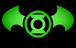 Batman Green Lantern Logo