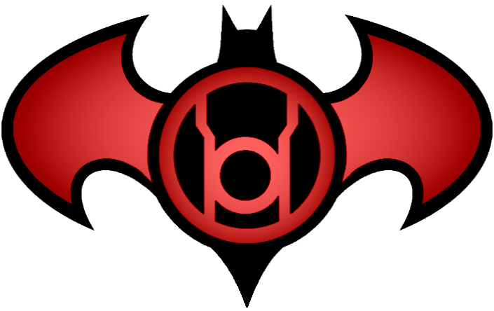 Red Bat Symbol