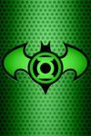 Batman Green Lantern Background