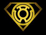 Superman Sinestro Lantern Shield