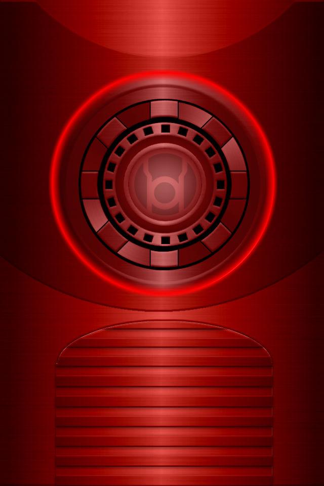 Red Lantern Tat...