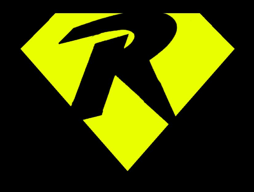 Super Robin Logo By Kalel7 On Deviantart