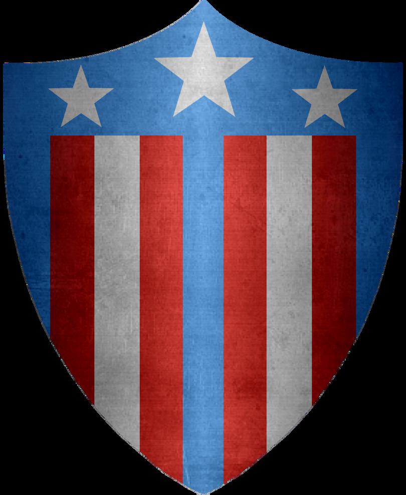 WW2 Captain America shield 2 by KalEl7