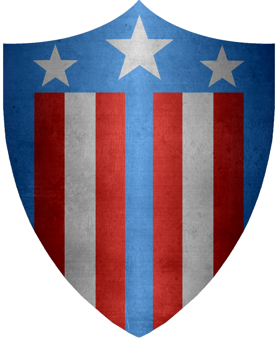 WW2 Captain America shield 2 by KalEl7