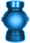 New Blue Lantern Battery