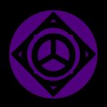 Mauve Lantern Logo