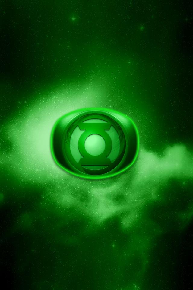 Green Lantern Ring Spa...