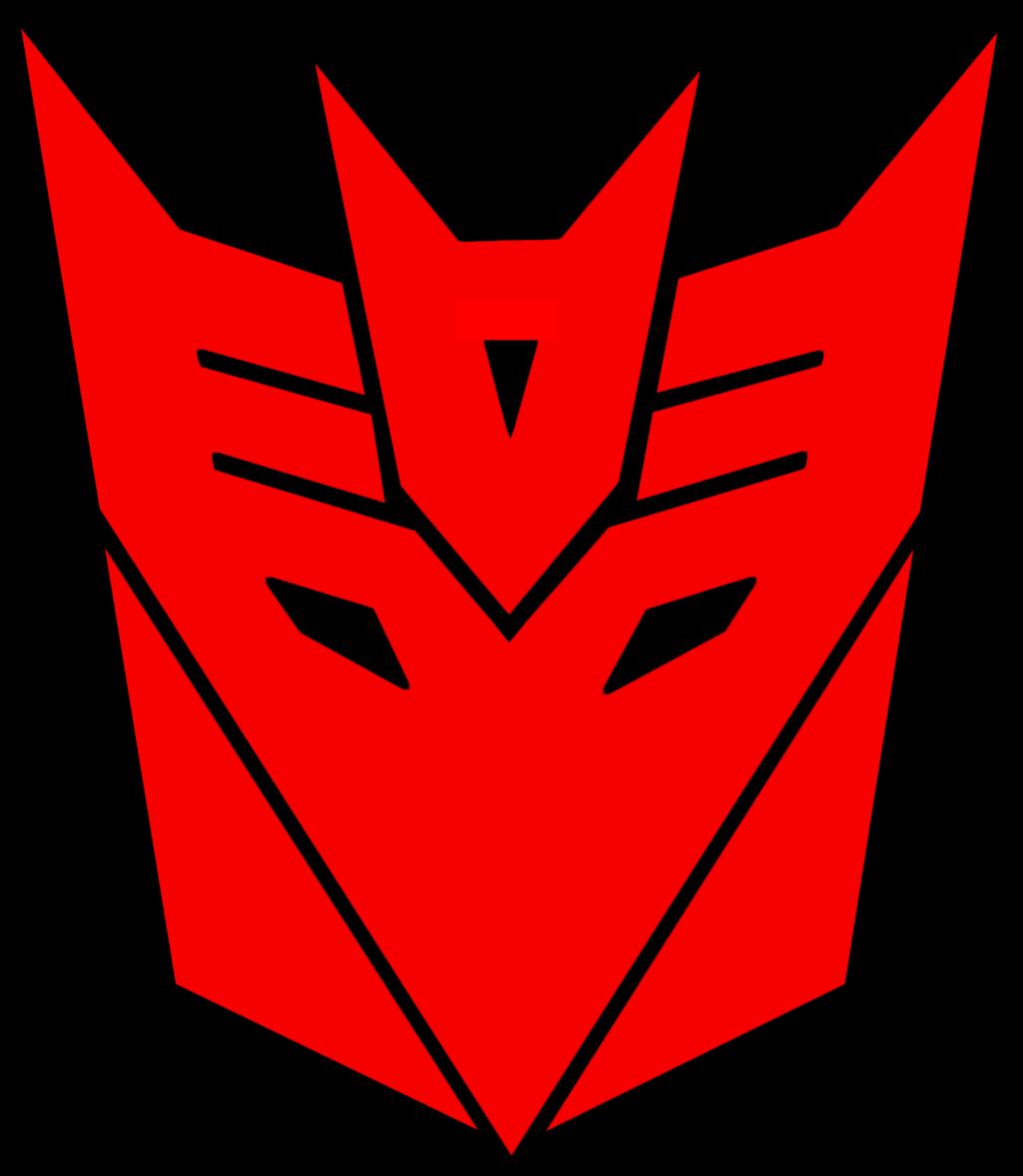 Shattered Glass Decepticon Logo