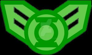 Autobot Green Lantern Logo test 2