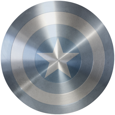 Damaged Stealth Shield by KalEl7