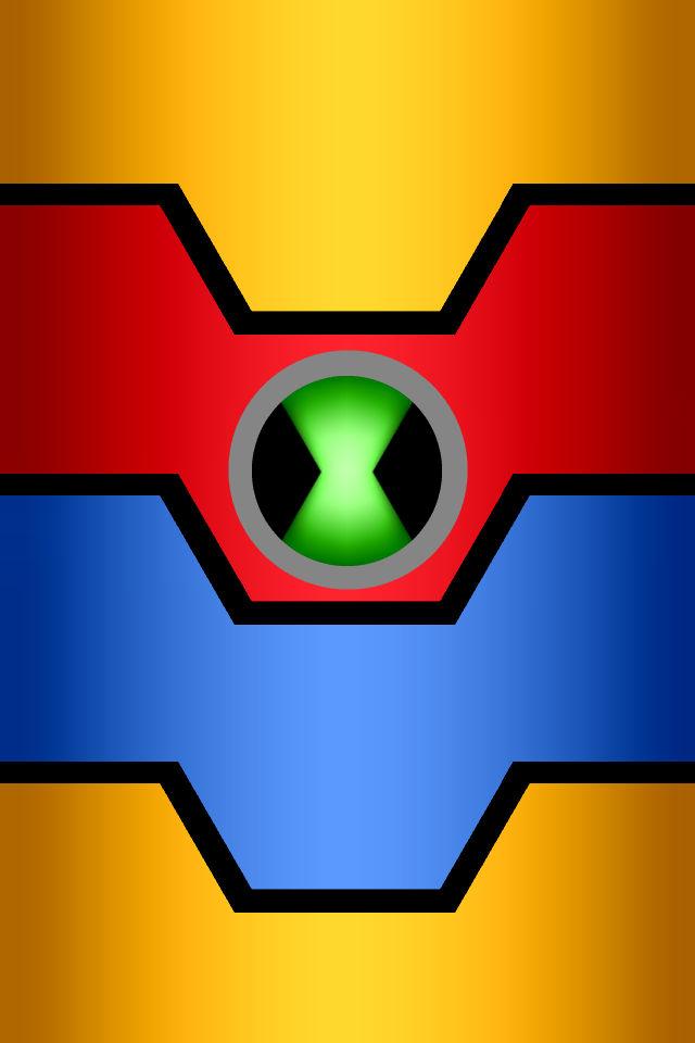Ben 10 Alien Bloxx Wallpaper test 1 by KalEl7