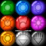 Lantern Corps Orbs