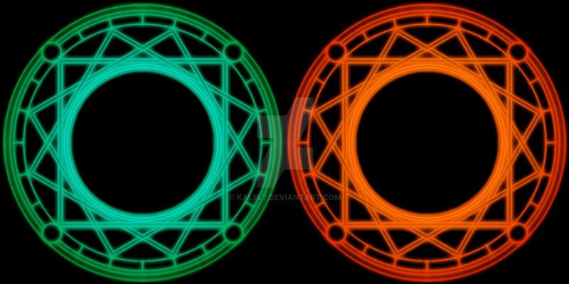 Doctor Strange magic circles by KalEl7 on DeviantArt