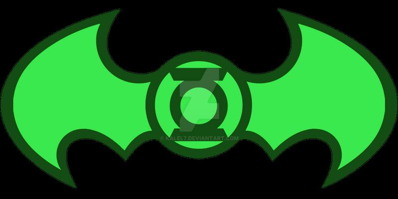 Batman Green Test 2 By Kalel7 On Deviantart