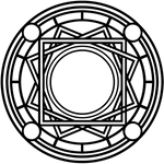 Magic Circle template