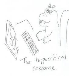 The Hippocritical Response