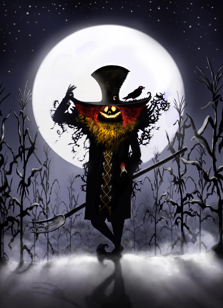 scarecrow by SCOTTERIGSBY