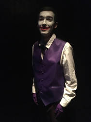 The Joker by BeatleNumber9
